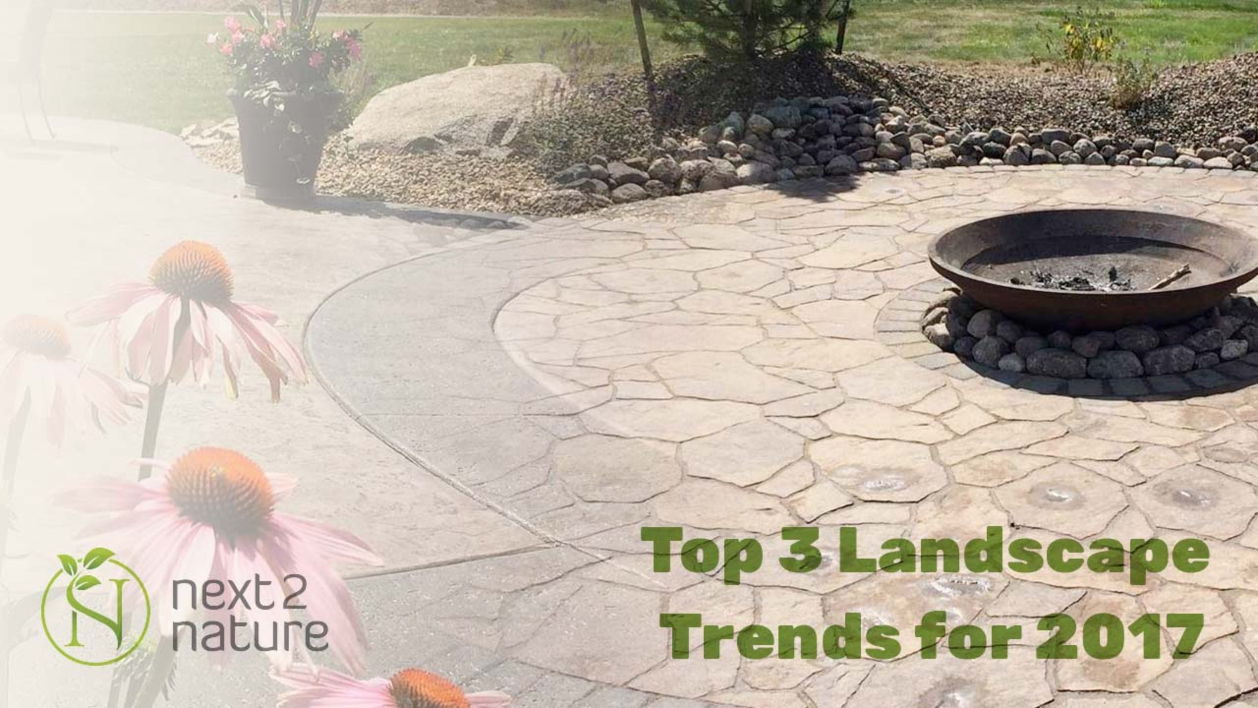 Top 3 Landscape Trends for 2017